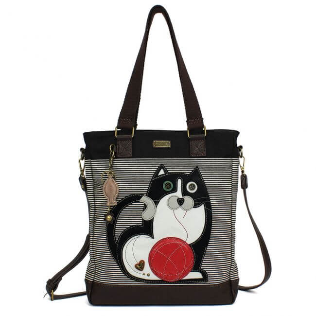 7c98214ec Fat Cat Work Tote by Chala | Little Green Apple