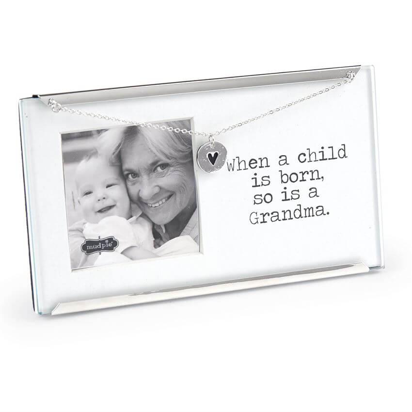 Grandma Clip Frame by Mud Pie | Little Green Apple